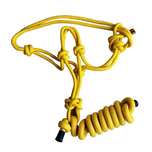 Rope Halter & Lead Set