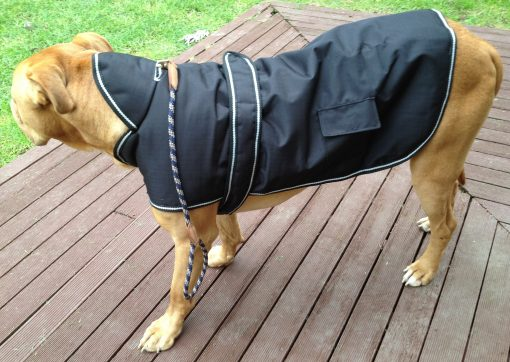 Dog Jacket Water Proof Hooded Large 65