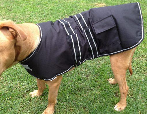 Dog Jacket Waterproof 75cm